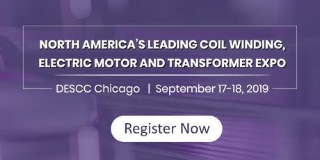 North America's Leading Coil Winding, Electric Motor and Transformer Expo tickets