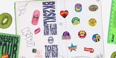 Rush presents Klub Kiwi - Newcastle tickets