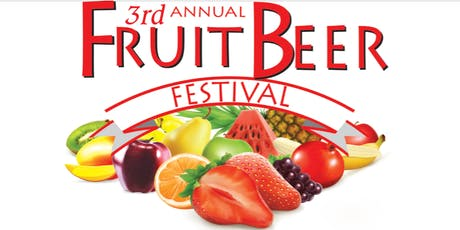 3rd Annual Fruit Beer Festival tickets