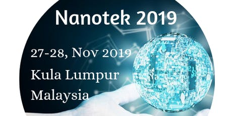 5th Global Nanotek Summit tickets