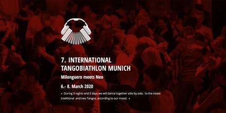 7. International TangoBiathlon Munich tickets