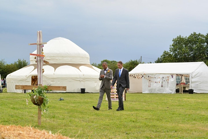 Marquee Venue Open Weekend // Brigstock  20th- 22nd September 2019 image