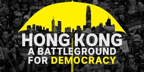 Hong Kong: Democracy in Danger tickets