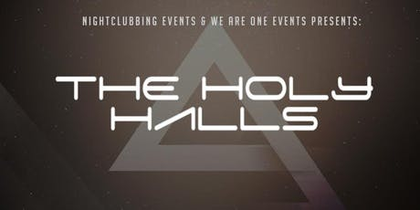 The Holy Halls Indoor Festival  Tickets