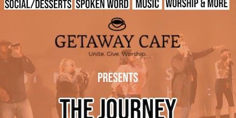 Getaway Cafe: Roxboro NC (Social/Desserts, Spoken Word, Music, etc.) tickets