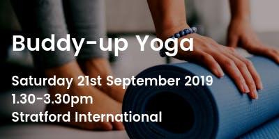 Buddy-up Yoga, Stratford