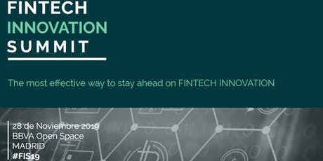 FINTECH INNOVATION SUMMIT entradas