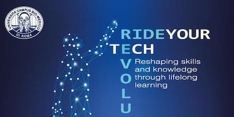 Ride Your Tech Revolution biglietti