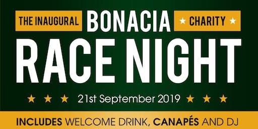 Bonacia's Charity Horse Racing Night