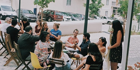 Community Lunch + Free Coworking Day tickets