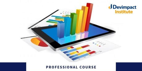 Project Monitoring & Evaluation with Data Management and Analysis(10 days) tickets