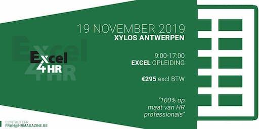 Excel 4 HR