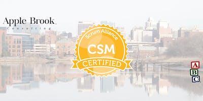 Certified ScrumMaster® (CSM) - Wilmington - April 20-21