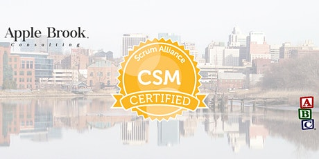 Certified ScrumMaster® (CSM) - Wilmington - April 20-21 tickets