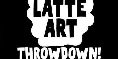 Oatly Zero Waste Latte Art Throwdown Tickets