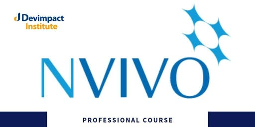 Training on Data Management and Analysis for Qualitative Data using NVIVO