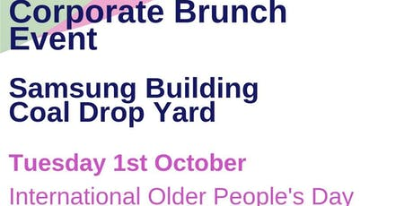 Age UK Camden & Prudential Corporate Brunch Event tickets