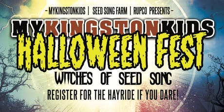 MyKingstonKids Halloween Fest 2019/Hayride Registration tickets