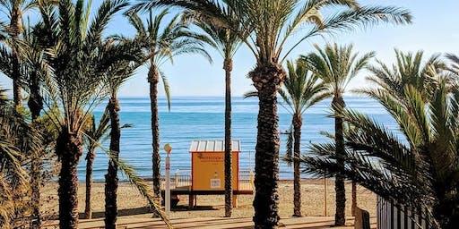 YoVeg! Mediterranean Vegan Yoga Holiday - Spain May 2020