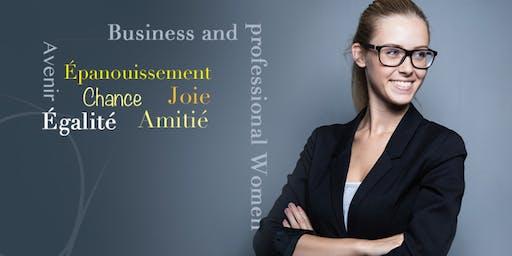 Le Leadership au Féminin : Enjeux - Croissance - Modernisation