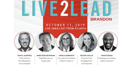 Live2Lead Brandon Live Simulcast from Atlanta & Leadership Coaching tickets