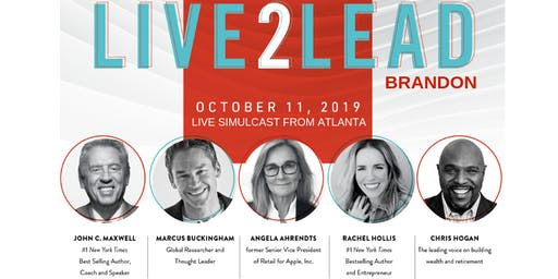 Live2Lead Brandon Live Simulcast from Atlanta & Leadership Coaching