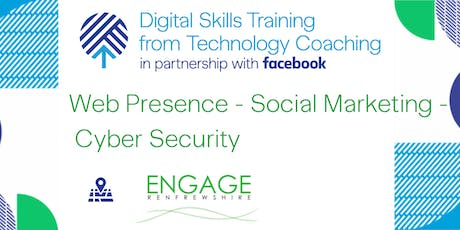 Facebook Digital Skills Training - Engage Renfrewshire tickets