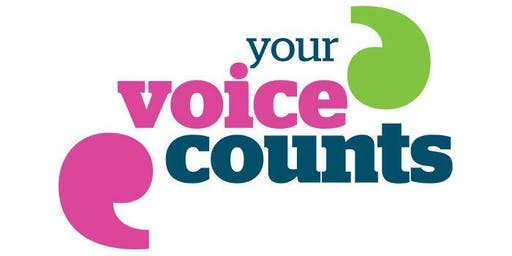 Your Voice Counts ...
