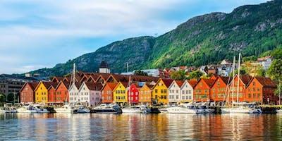 Den store aksjekvelden - Bergen