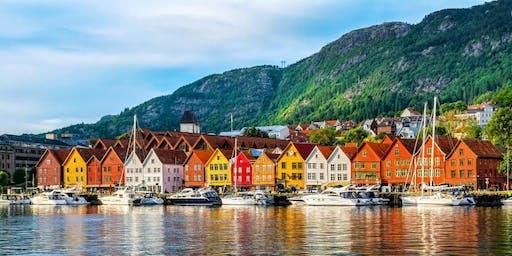 Den store aksjekvelden - Bergen (Fullt)