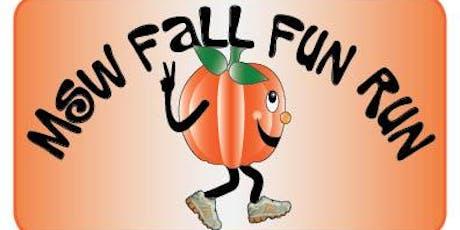 The Mountain School at Winhall Fall Fun Run 2019 tickets