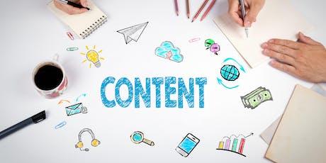 Content Kreation für Deine Social Media Kanäle tickets