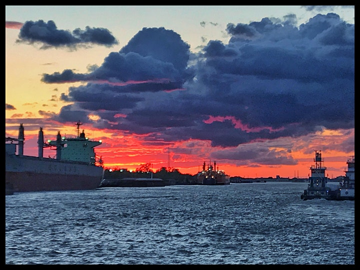 Sunset Party Cruise-Experience NOLA from a new perspective. Live music & DJ image