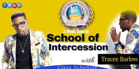 School of Intercession tickets