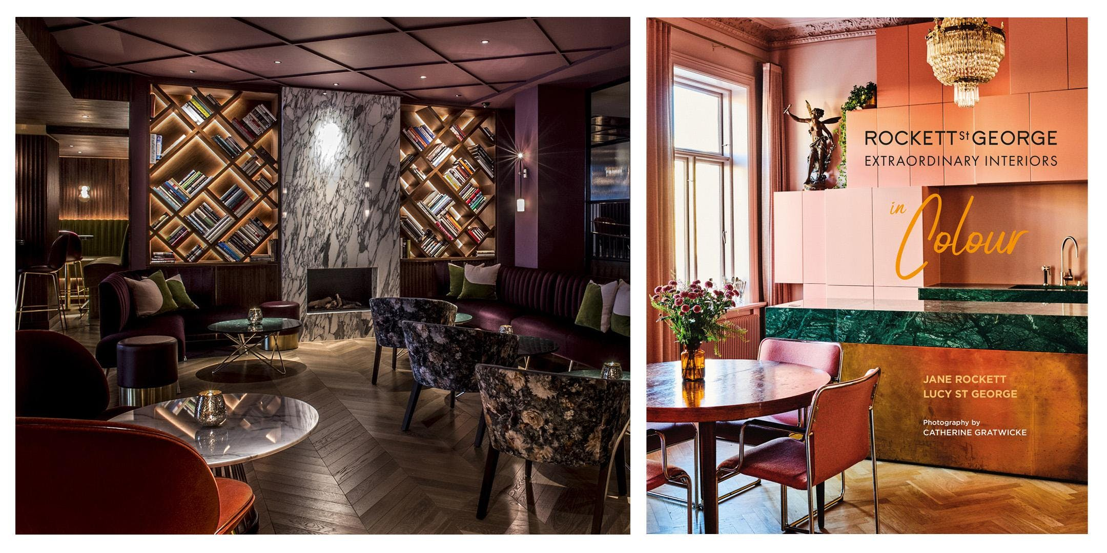 London Book Launch: Extraordinary Interiors In Colour