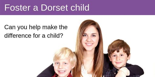 Fostering - Information Drop In Session Blandford