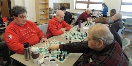 Stickney Township Chess Club tickets