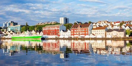 Den store aksjekvelden - Stavanger tickets