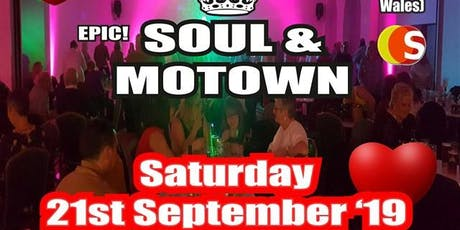Epic Soul & Motown with Gary Carr 21st September tickets