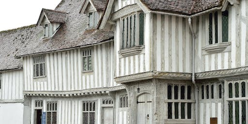Food for Thought: Lavenham, Boom and Bust