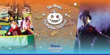 The Magic Pumpkin Halloween Festival tickets