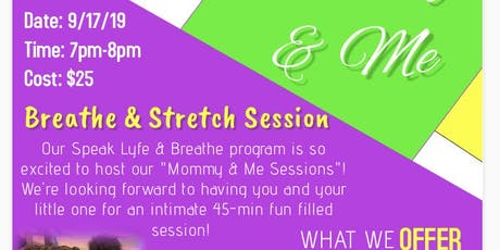 Mommy & Me Session tickets