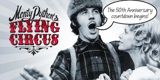 Monty Python 50th Anniversary of Silliness Celebration