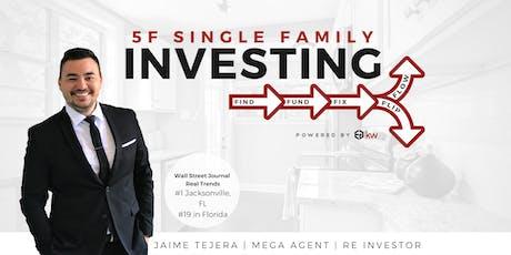 5F Single Family Investing - Orlando tickets