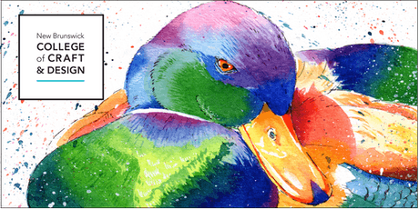 Paint Your Pet Rainbow With Watercolour Workshop -  Charlie Proulx tickets