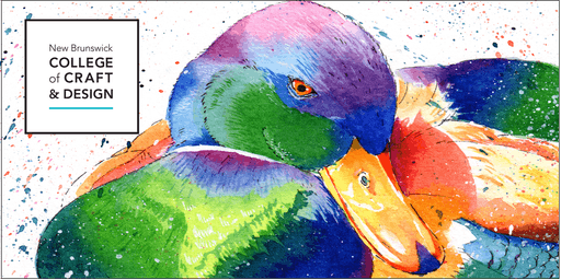 Paint Your Pet Rainbow With Watercolour Workshop -  Charlie Proulx