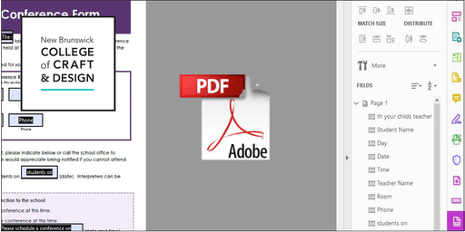 Creating Fillable Forms- Adobe Acrobat Pro Interactive PDFs - Olivia Parker