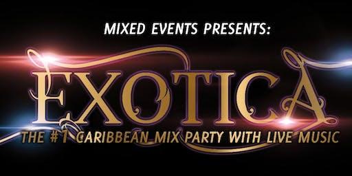 Mixed Events Presents Exotica