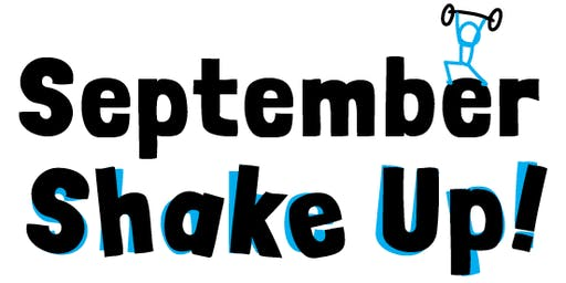 September Shake Up - Martial Arts with Rebecca Geraghty