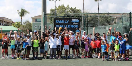 Family Tennis Fun Day at the USTA National Campus tickets